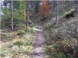 Pri Rosu - jezero_kreda