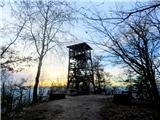Debenji vrhrazgledni stolp