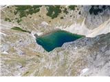 Bovški GamsovecSp.jezero