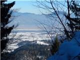 zatrnik - Hotunjski vrh