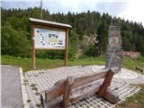 Žabnice / Camporosso in Valcanale - kamniti_lovec___cima_del_cacciatore