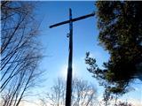 Sv.Jakob,Rog,Jeterbenk (krožna tura)vrh Jeterbenka