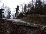Šenturška Gora - Ambrož pod Krvavcem