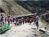 Mont Blanc / Monte Biancopostaja Tramway du Mont-Blanc