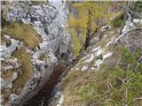 Ojstri vrh 1371mgrapa na grebenu s Smrekovca