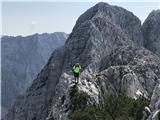 Prečenje Via de la Vita - Vevnica - Strug - Poncepo grebenu