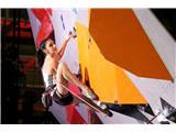 Janja Garnbret potuje na olimpijske igre Tokio 2020Mia Krampl na 14. mestu druga najuspešnejša Slovenka v kombinaciji SP (foto Manca Ogrin).