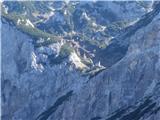 Ojstricakapelica na Molički planini
