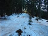 Topla (Končnik) - cofatijev_vrh