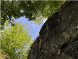 Lisca-zelo zahtevna planinska pot