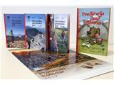 Po Slovenski planinski poti in v Pravljičarijo...Po Slovenski planinski poti in v Pravljičarijo pod Triglavom s knjižnimi novostmi Planinske založbe (foto Hedvika Petkovšek).