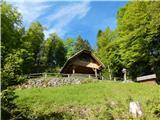 Planinski dom Goška Ravan - partizanski_dom_na_vodiski_planini