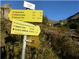 Parkirišče pod planino Jamnig - vordere_geislspitze___vorderer_gesselkopf
