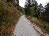Dovje - erjavcev_rovt_planina_mlinca