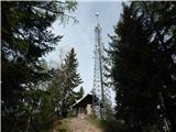 Mežica - sumahov_vrh