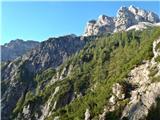 Krnička gora iz Matkove KrniceKrnička gora