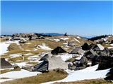 Velika planinačudovit pogled