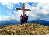 Goli vrh  1787 mnmna vrhu
