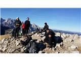Debela peč, Brda, Lipanski vrh, MrežceDebela peč