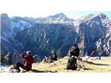 Debela peč, Brda, Lipanski vrh, Mrežcebrda-pogled na očaka