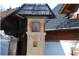 Znamenja (križi in kapelice) na planinskih potehPa še ena.