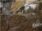 Slovenski slapovi vodotokov še malo