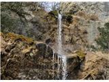 Slovenski slapovi vodotokov zgornji del