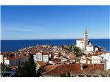 Slovenska obalaPiran kot na dlani