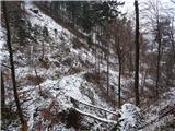 Debenji vrh2019.01.22.10 prečna pot
