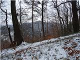 Debenji vrh2019.01.22.14 hrib čez dolino Besnice