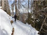 Romanje na Sv. VišarjeNad Višarsko planino