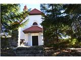 Znamenja (križi in kapelice) na planinskih poteh