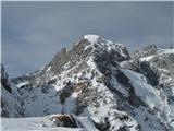 Kamniško sedlomogočna Turska gora
