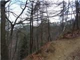 Debenji vrh2019.03.28.06 pogled na greben
