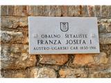 Pot Franca Jožefa I.-od Opatije do LovranaZačenja se naša pot.