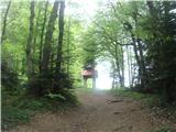 Planinski dom Gorščica