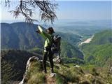 Velika planinana razgledni točki