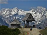Velika planinazgornja postaja