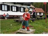 Čemšeniška planina - KrvavicaVeseljak z nahrbtnikom, stalno parkiran pred domom
