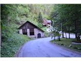 Slovenske planine v vseh letnih časihŠtart je bil iz Krope.