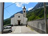 Znamenja (križi in kapelice) na planinskih potehNjihova cerkev.