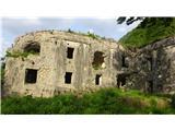 Rombonhermanova trdnjava po tolikih letih še stoji