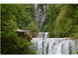 Slovenski slapovi vodotokov To so umetne pregrade -umetni slapovi.