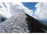 Grosses Wiesbachhorn 3564 mpod vrhom
