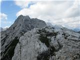 Krnička gora iz Matkove KrniceVrh
