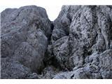 Prečenje Via de la Vita - Vevnica - Strug - PonceZnameniti vstopni kamin