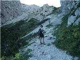Grintovec in Kočnapot na Kokrsko sedlo