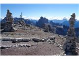 Lastron dei Scarperi (2957)vrh