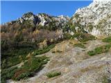 Kamniška Bistrica - Kamniško Sedlo
