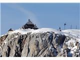 Veliki Draški vrh 2243mta teden razglašena kot najvišja kavarna v deželi
